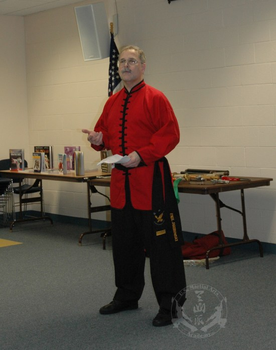 US Martial Arts Academy, Ltd. Demonstration for Community Day at the Cockeysville Branch of the Baltimore County Public Library, October 15, 2011.