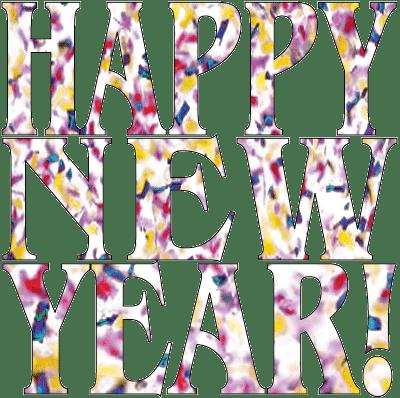 Happy New Year! clip art created by Maricar Jakubowski