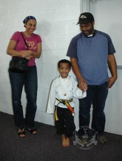 U.S. Martial Arts Academy, Ltd. medal winner at 2012 April 21 Grandmaster Huang