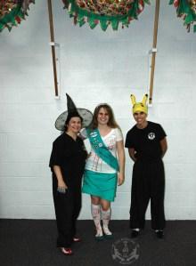Halloween 2012 at US Martial Arts Academy, Ltd. in Timonium, Maryland