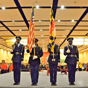 Opening Ceremony at the 2013 U.S. International Kuo Shu Champion