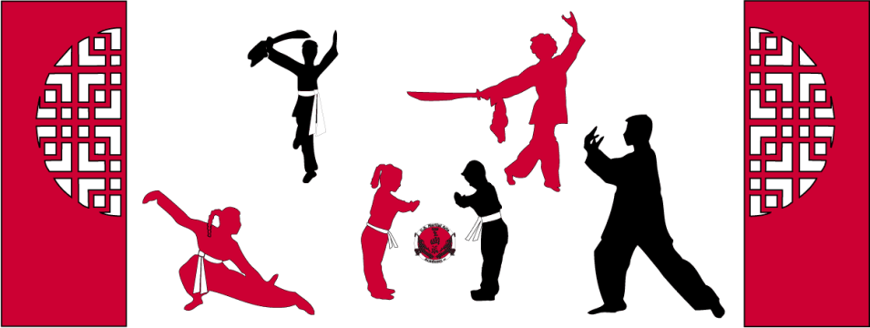 Introductory Program for our Kung Fu and Tai Chi classes images include Kung Fu Kid, Kung Fu, and Tai Chi Silhouettes clip art created by Maricar Jakubowski ©2015 Maricar Jakubowski All rights reserved. No usage in any form without written consent of the creator. info@usmaltd.com