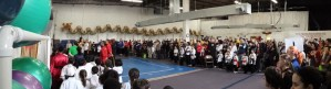Tien Shan Pai Legacy Tournament Opening Ceremonies - US National Anthem