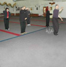 Adult Tai Chi class at U.S. Martial Arts Academy, Ltd. Timonium Maryland U.S.A.©2015 Maricar Jakubowski www.usmaltd.com 410-561-9882 All rights reserved.