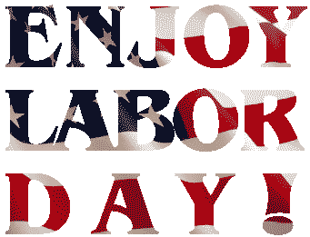 Enjoy Labor Day! ©2016 Maricar Jakubowski No usage in any form without the written consent of the copyright holder. www.usmaltd.com
