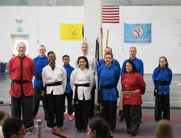 2019 08 17 Black Sash Test at US Martial Arts Academy, Ltd in Timonium Maryland