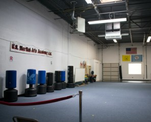 Main classroom which will be decorated for a birthday party.Learn self-defense and improve fitness focus flexibility strength balance self-confidence self-discipline memory through Kung Fu and Tai Chi classes