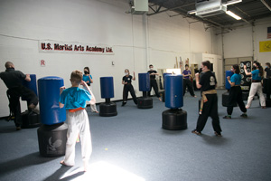 Additional Wednesday Family Kung Fu class at 4:30pm