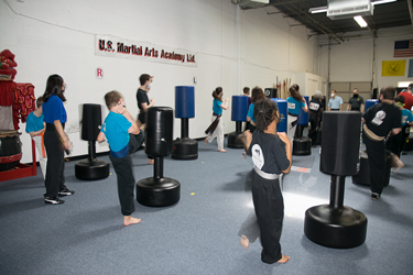 US Martial Arts Academy, Ltd is continuing to require that all students, audience members and staff wear masks as well as following social distancing, pre-scheduling classes, limiting class size and other  previously described Covid protocols