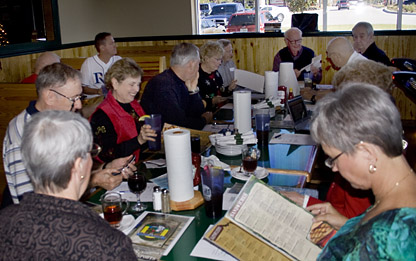 Florida chapter members meet in Central Florida
