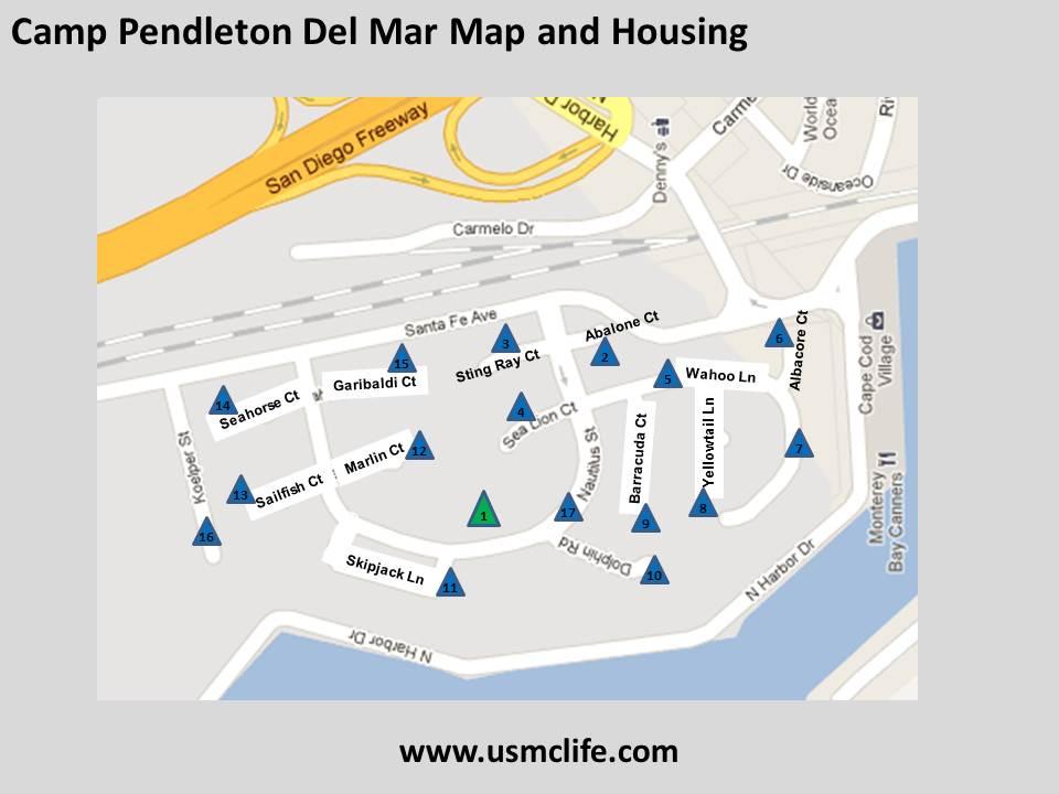 Camp Pendleton Base Housing Office