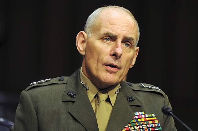 Marine Corps Kelly John General