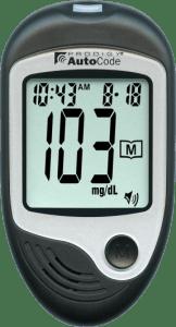 Prodigy Glucose Meter