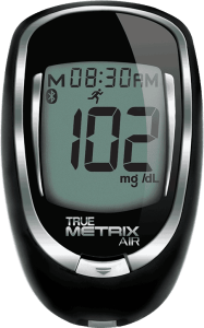 TrueMetrix Air Glucose Meter