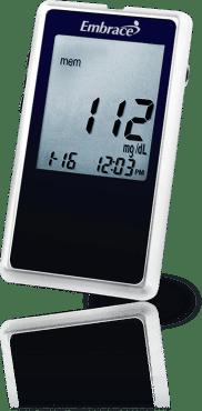 Embrace Diabetic Meter