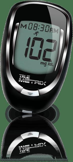 True Metrix Diabetic Meter