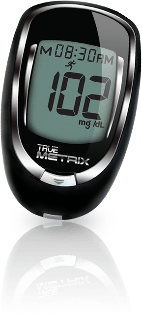 True Metrix Diabetic Meter