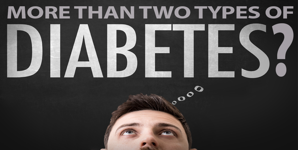 More than 2 Types of Diabetes