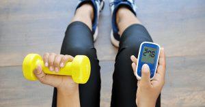 Diabetes-Friendly Exercise