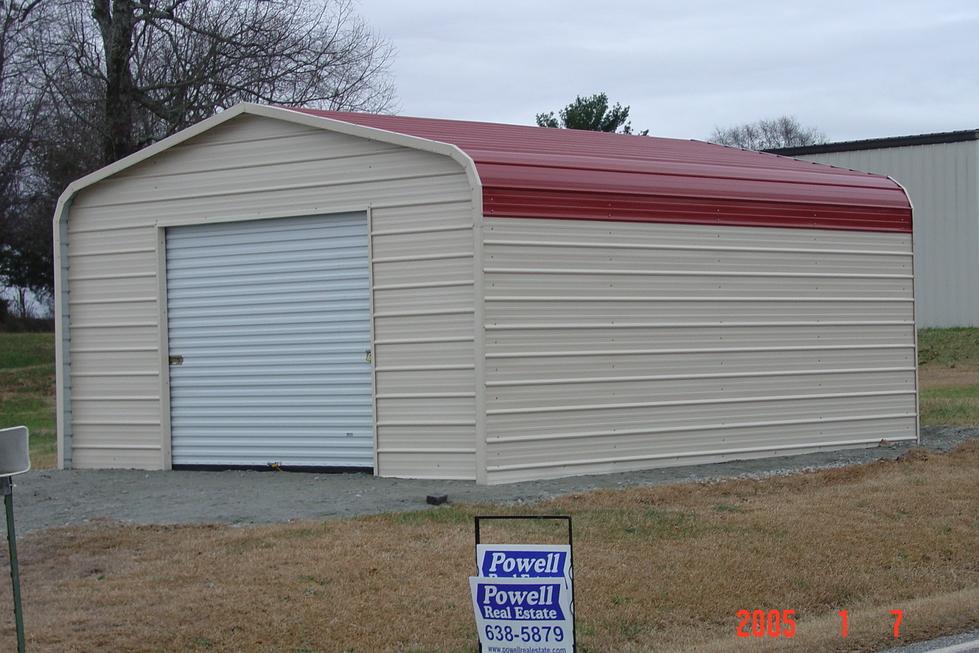 Metal Garages Virginia VA Prices