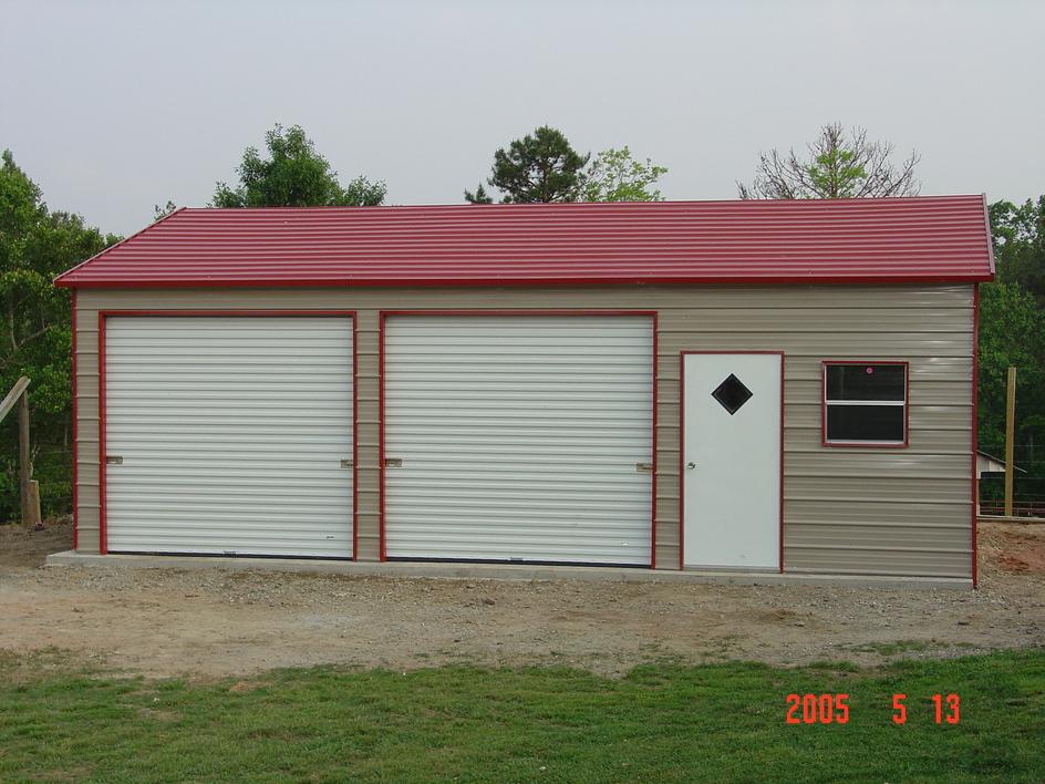 Carports Metal Garages Barns Steel RV Carports