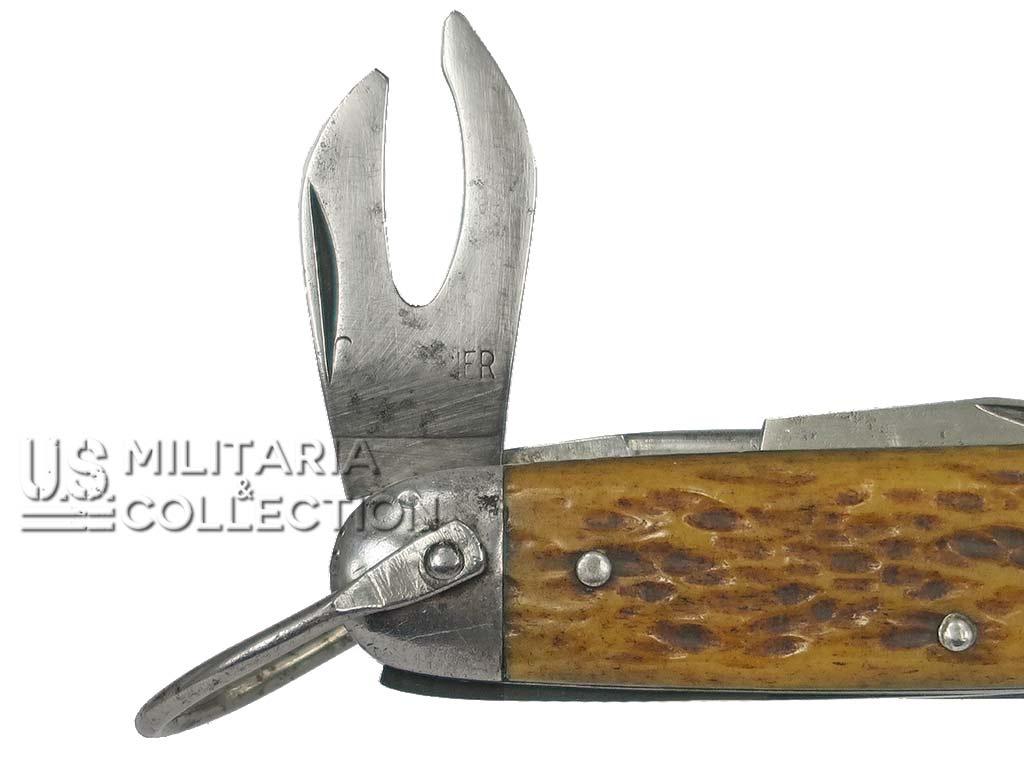 couteau de poche multifonction armee