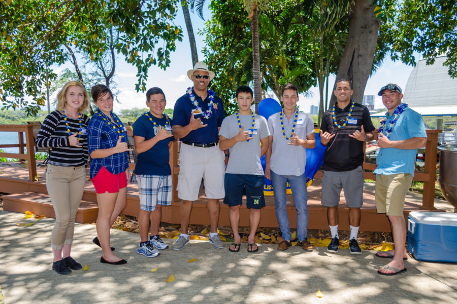 United States Naval Academy Parents Club of Hawaii