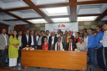तिब्बतबाट पोखरालाई १ हजार थान सोलार लाइट प्रदान