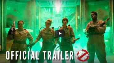 GhostBusters – Release on July 15 GhostBusters – Release on July 15