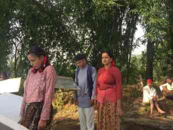 ५० बर्ष पुरानो कथा बोकेको फिल्म 'पञ्चायत'को छायांकन सकियो