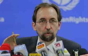 संयुक्त राष्ट्र अधिकार प्रमुख: डोनाल्ड ट्रम्प राष्ट्रपति भएमा विश्वको लागी खतरनाक