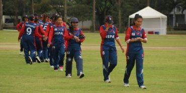 एसिया कप महिला क्रिकेट, नेपालले भोली थाइल्यण्डको सामना गर्ने।