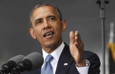 वर्तमान राजनीतिक आन्दोलनले गलत दिशा लिएको छ : ओबामा