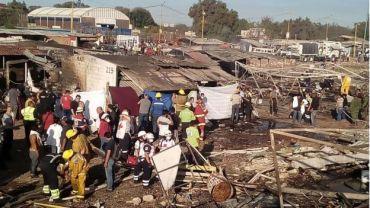 मेक्सिकोमा भएको विस्फोटमा २६ जनाको मृत्यु।
