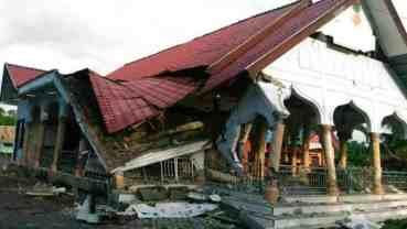 इन्डोनेसियामा ६.४ रेक्टरको भुकम्प , क्षतिको बिबरण आउन बाकी