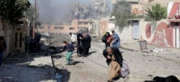 इराकमा हवाई हमला, ६३ जना सर्वसाधारण मारिए ।
