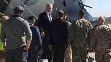 इराकको तेल कब्जा गर्न चाहन्छ ट्रम्प सरकार