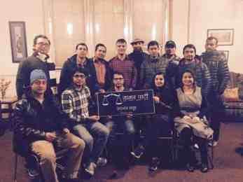 शिकागोमा साझा पार्टीको अमेरिका मै पहिलो सद्भाव समूह गठन