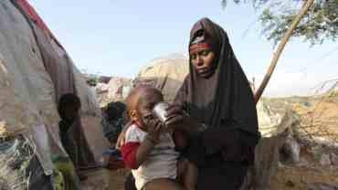सोमालियामा भोकमरीका कारण कयौंको मृत्यु
