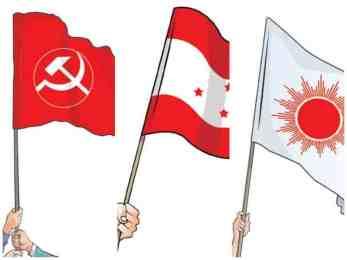 स्थानिय निकाय निर्वाचन : काठमाण्डौं  १० नगरपालिकामा एमाले अगाडी कांग्रेस पछ्याउँदै