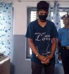 ३० लाख रुपैयाँ फिरौती माग्दै हत्या गरिदिने धम्की दिने व्यक्ति पक्राउ