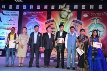 कोलोराडोमा दोश्रो ग्लोबल नेपाली फिल्म अवार्ड सम्पन्न