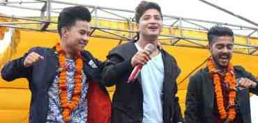नेपाल आइडलका टप ३ अष्ट्रेलिया जाँदै