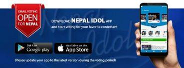 नेपाल आइडलमा भोट गर्दा पैसा नलाग्ने