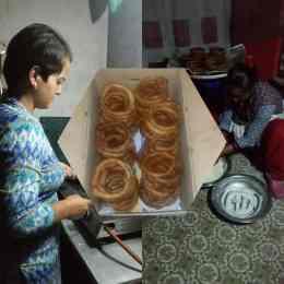 नेतृ रञ्जु दर्शना सेल रोटीको व्यापारतिर…