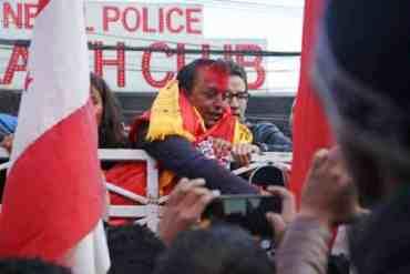 काठमाडौं : तीन/तीन क्षेत्रमा वाम र कांग्रेस विजयी, ४ क्षेत्रमा गणना हुँदै(ताजा मतपरिणाम)
