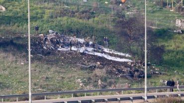 इजरेली लडाकु विमान सिरियाले खसाल्यो