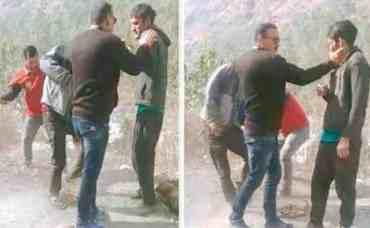 भारतमा नेपाली मजदुरमाथि निर्घात  कुटपिट (हेर्नुस् भिडियो)