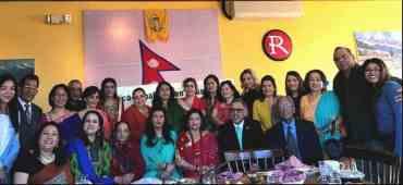 नेपालमा राधा कुटिदाँ अमेरिकाका नेपाली महिलाद्धारा बिरोध