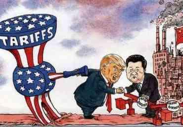 डब्लुटीअोमा अमेरिकाविरुद्ध चीनको उजुरी
